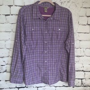 Duluth Trading Co Armachillo Cooling Shirt 2XL